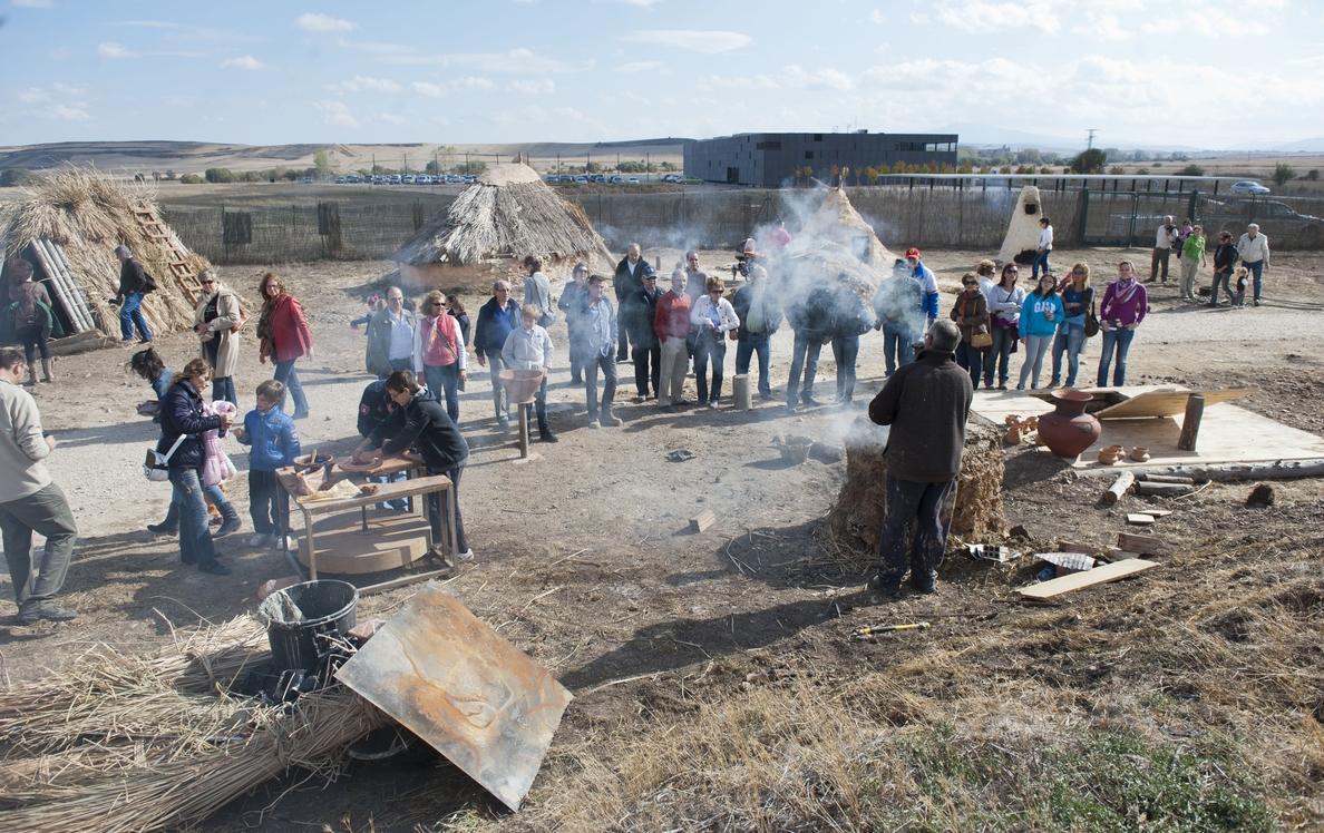 Las visitas al sistema de Atapuerca aumentan más de un 12% sobre 2013 en Semana Santa, con 22.656 personas