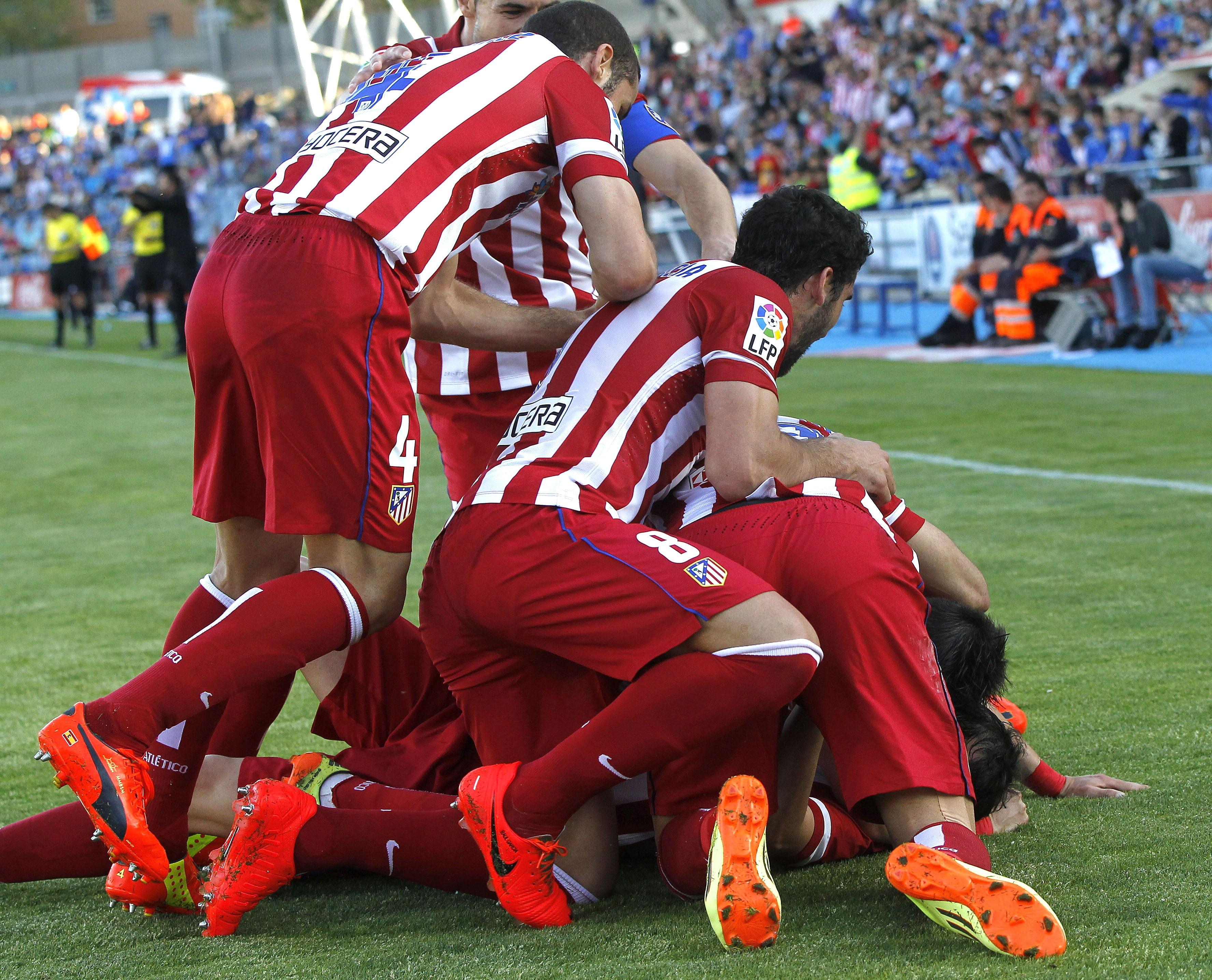 El Atlético, favorito en las apuestas en la víspera del choque