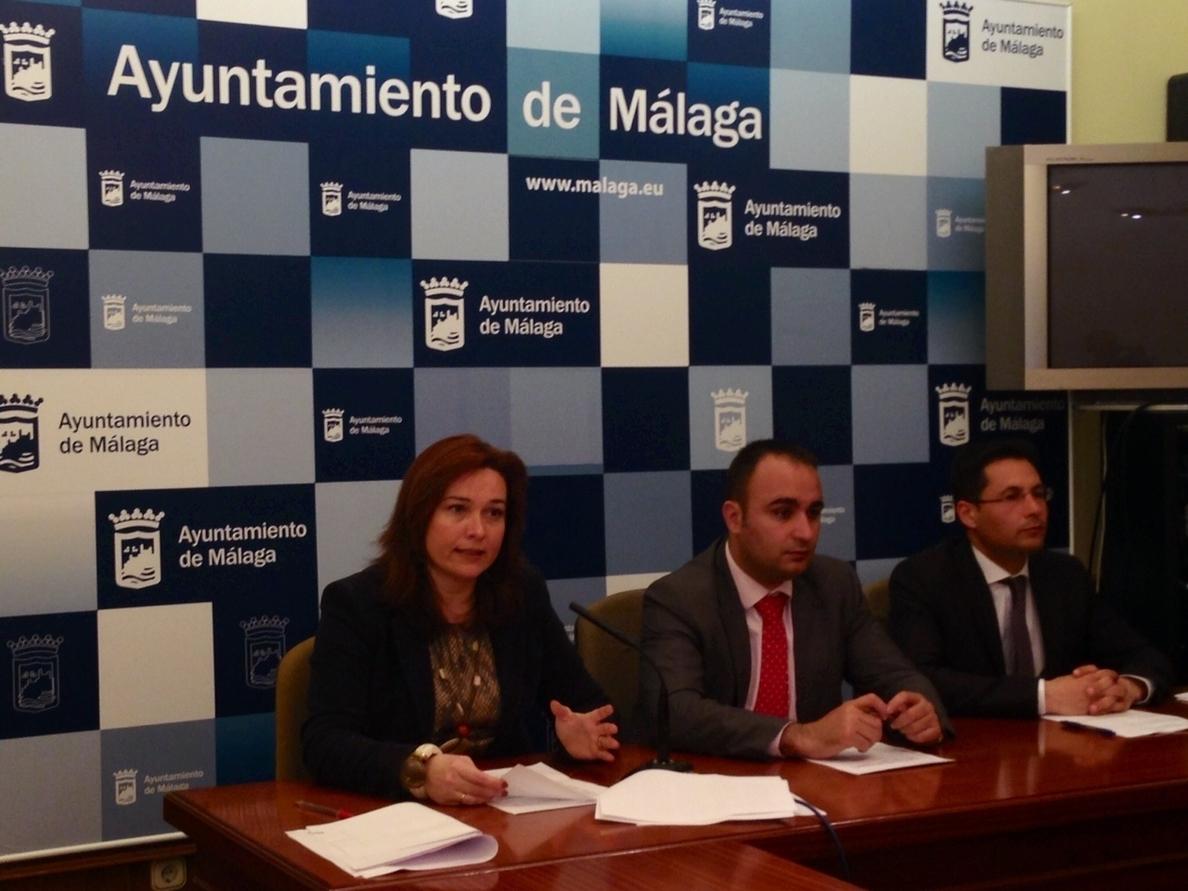 El Ayuntamiento de Málaga destina más de un millón de euros a actuaciones sociales y de apoyo al comercio