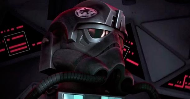 Batalla espacial contra el Imperio en el nuevo clip de »Star Wars Rebels»