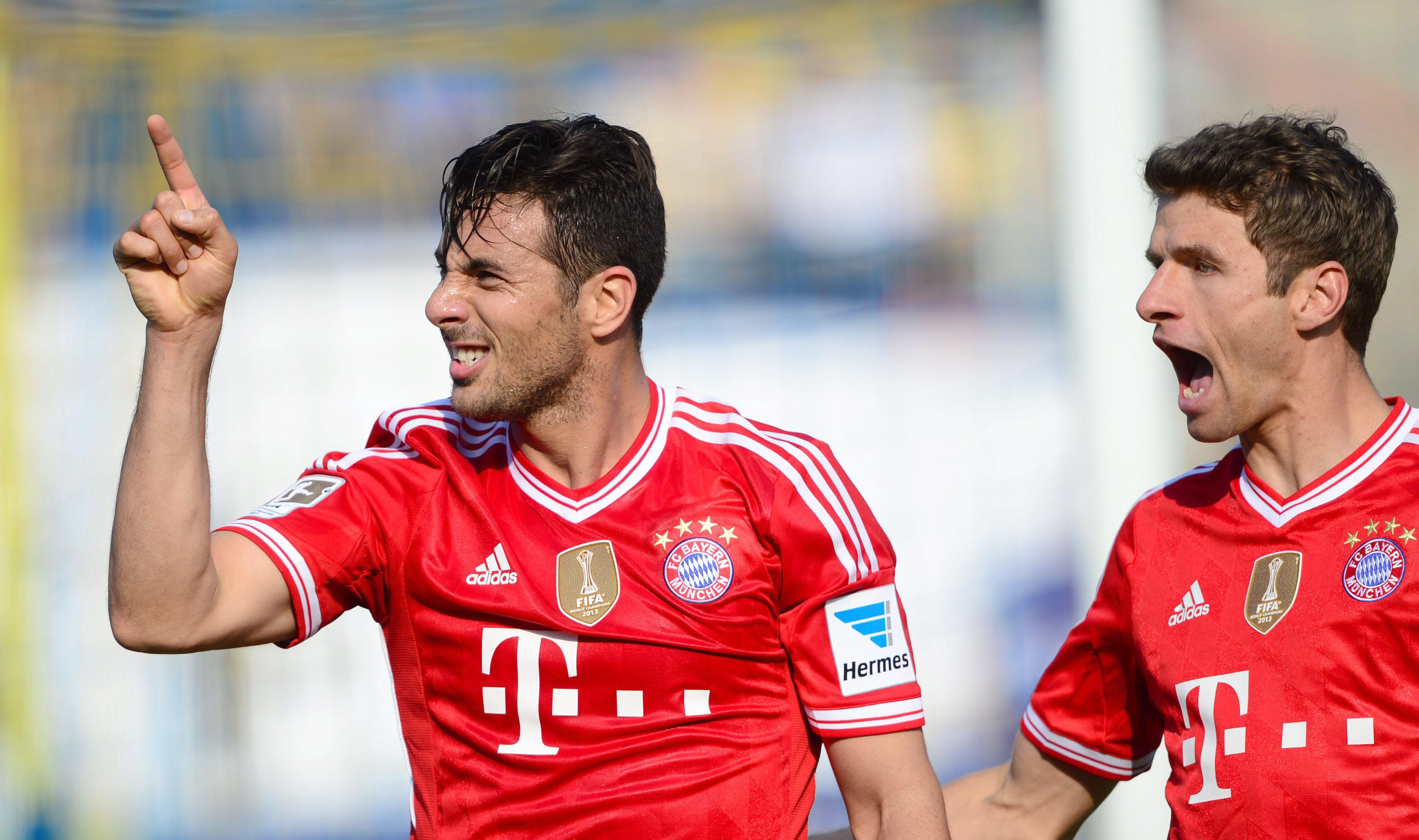 El Bayern cumple ante el penultimo, mientras que Domínguez, Joselu y Campaña pierden