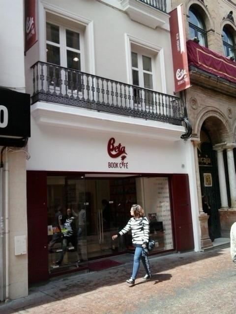 Beta abre el miércoles su nueva tienda de Sierpes, que incorpora cafetería, con una inversión de 850.000 euros