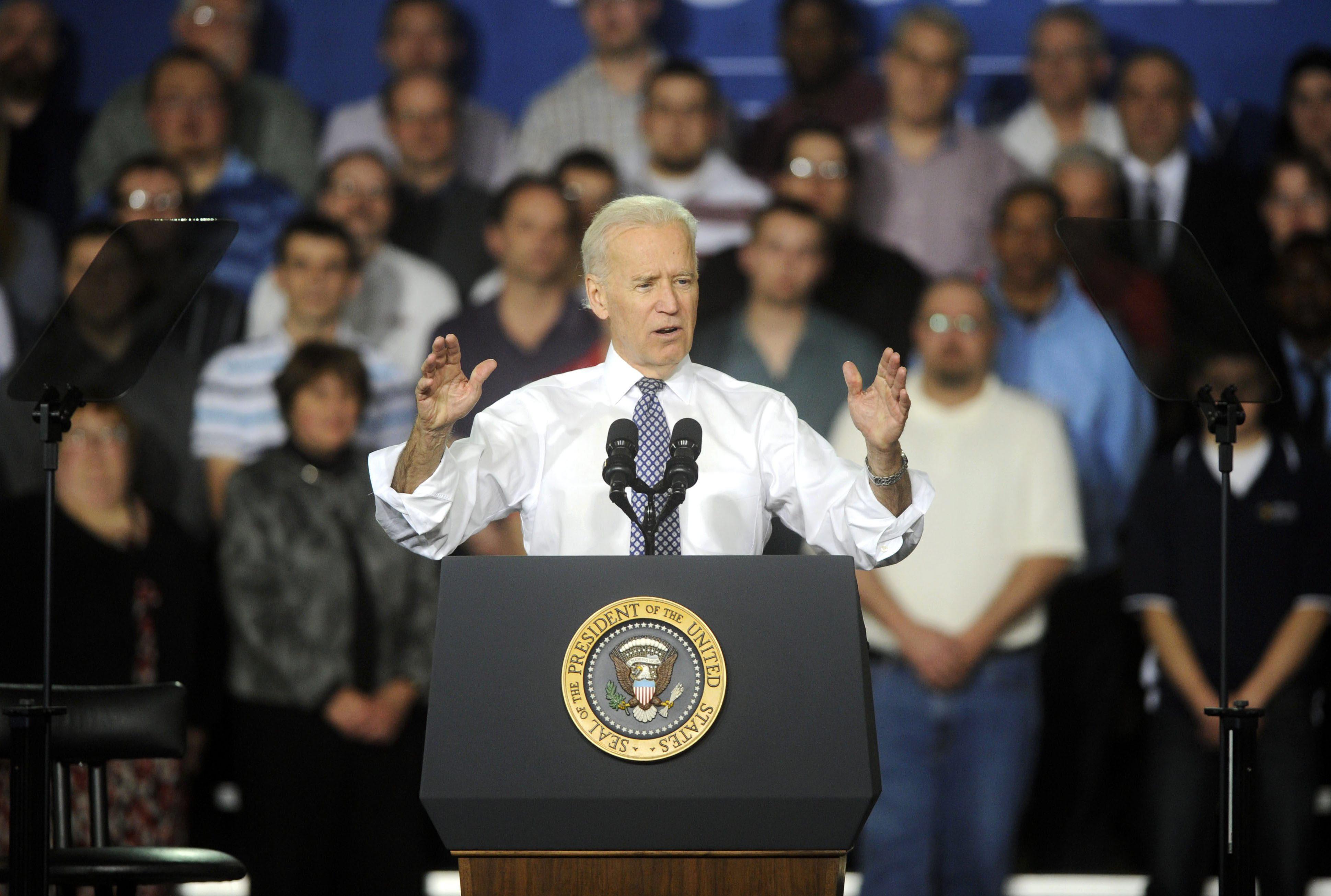 Biden llega a Ucrania para respaldar a Kiev frente a las milicias prorrusas