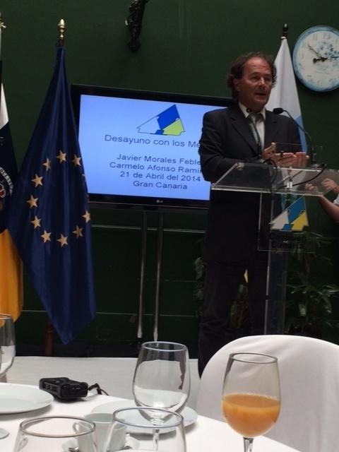 CC defiende las energías renovables en su discurso europeo y dice que Canarias podría alcanzar los 150.000 empleos