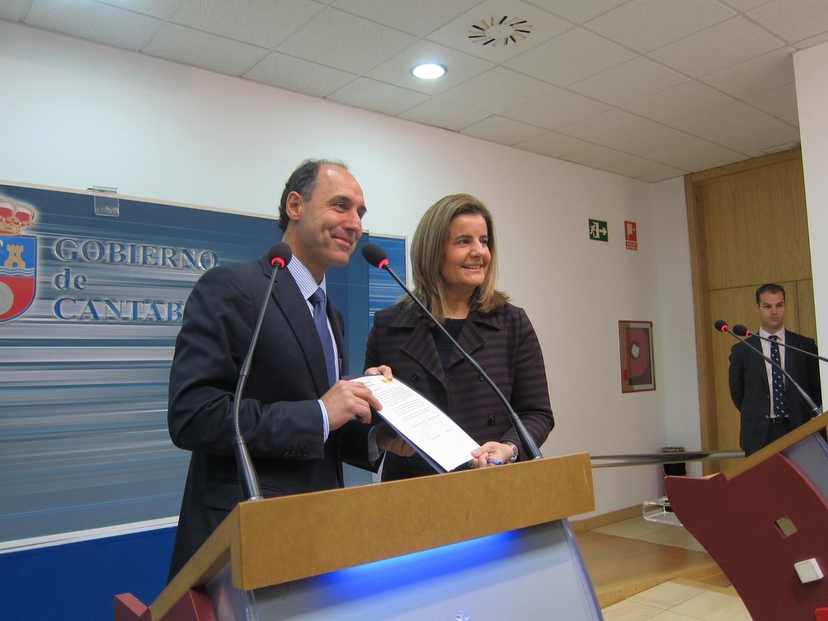 Cantabria tendrá una unidad específica para luchar contra el empleo irregular y el fraude a la Seguridad Social