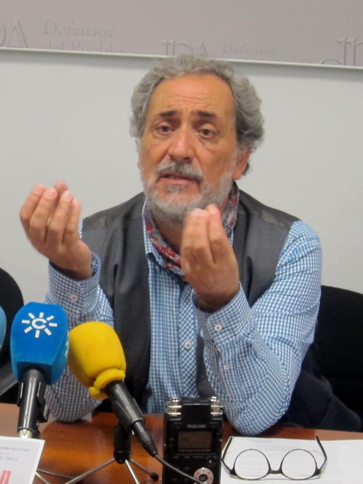 Ecologistas en Acción solicita el Premio de Medio Ambiente de Andalucía para el ex Defensor del Pueblo José Chamizo