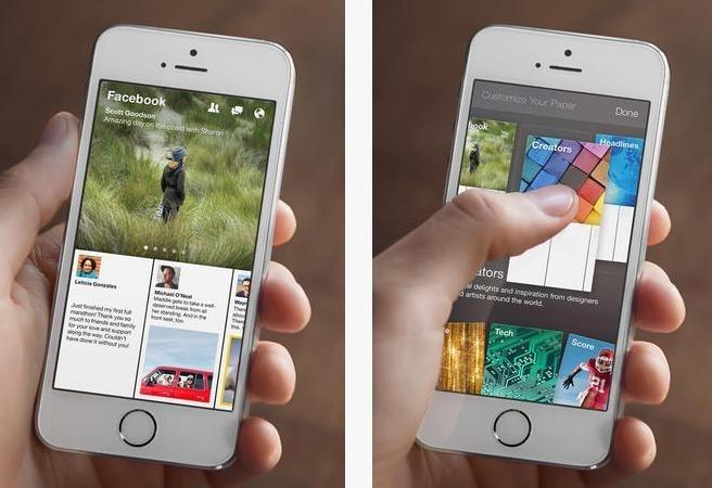 Facebook actualiza Paper para iOS con cumpleaños, eventos y comentarios con fotos