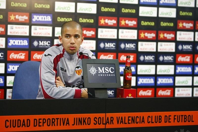 Feghouli: «En el Sevilla no son mejores que nosotros»