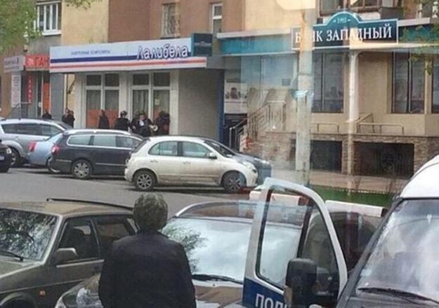 Arrestan al asaltante de un banco en la ciudad rusa de Bélgorod que tomó rehenes