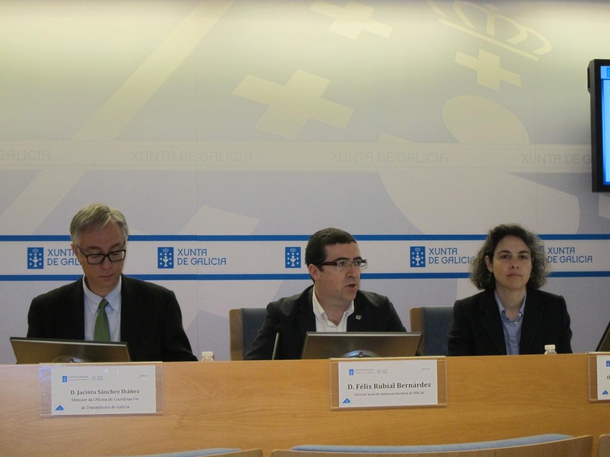 Galicia registró 182 trasplantes de médula ósea en 2013, el 18,5% de ellos de donantes no emparentados con el paciente