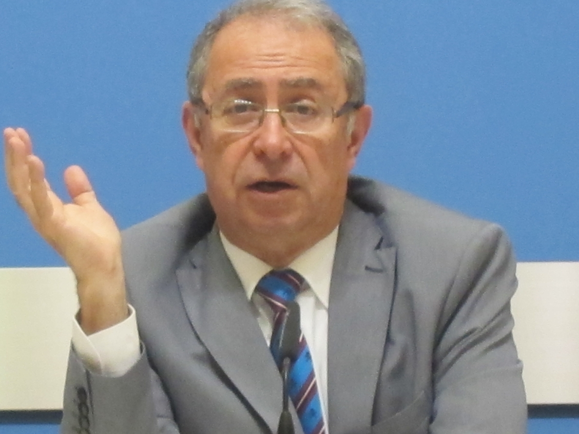 Gimeno pide al PP que retire su propuesta de aumentar hasta 80km/h la velocidad en el tercer cinturón