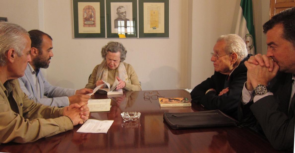 IULV-CA, que se reivindica «heredera» del ideario de Blas Infante, pide al Gobierno que anule la multa a su familia