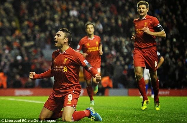 Iago Aspas no se moverá del Liverpool a pesar de jugar poco