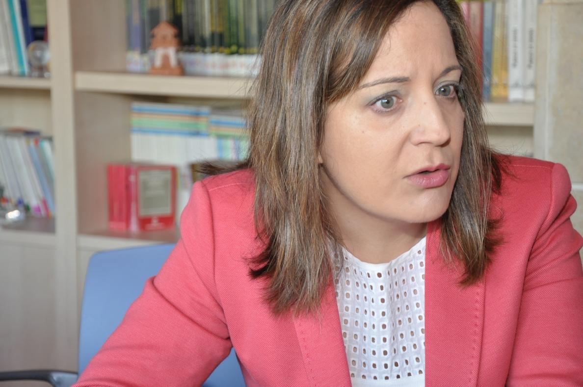 Iratxe García (PSOE) participará este martes en una charla en Olite sobre la nueva PAC