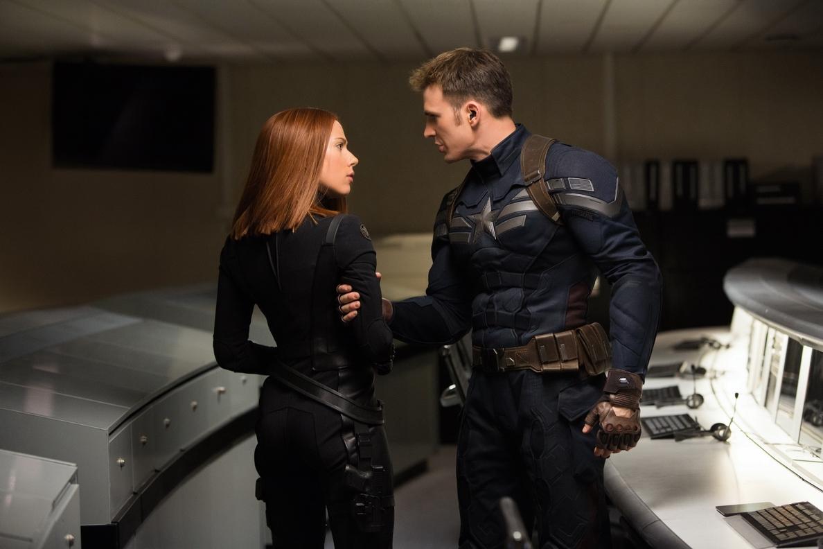 Johnny Depp y su »Transcendence» no inquietan a el Capitán América