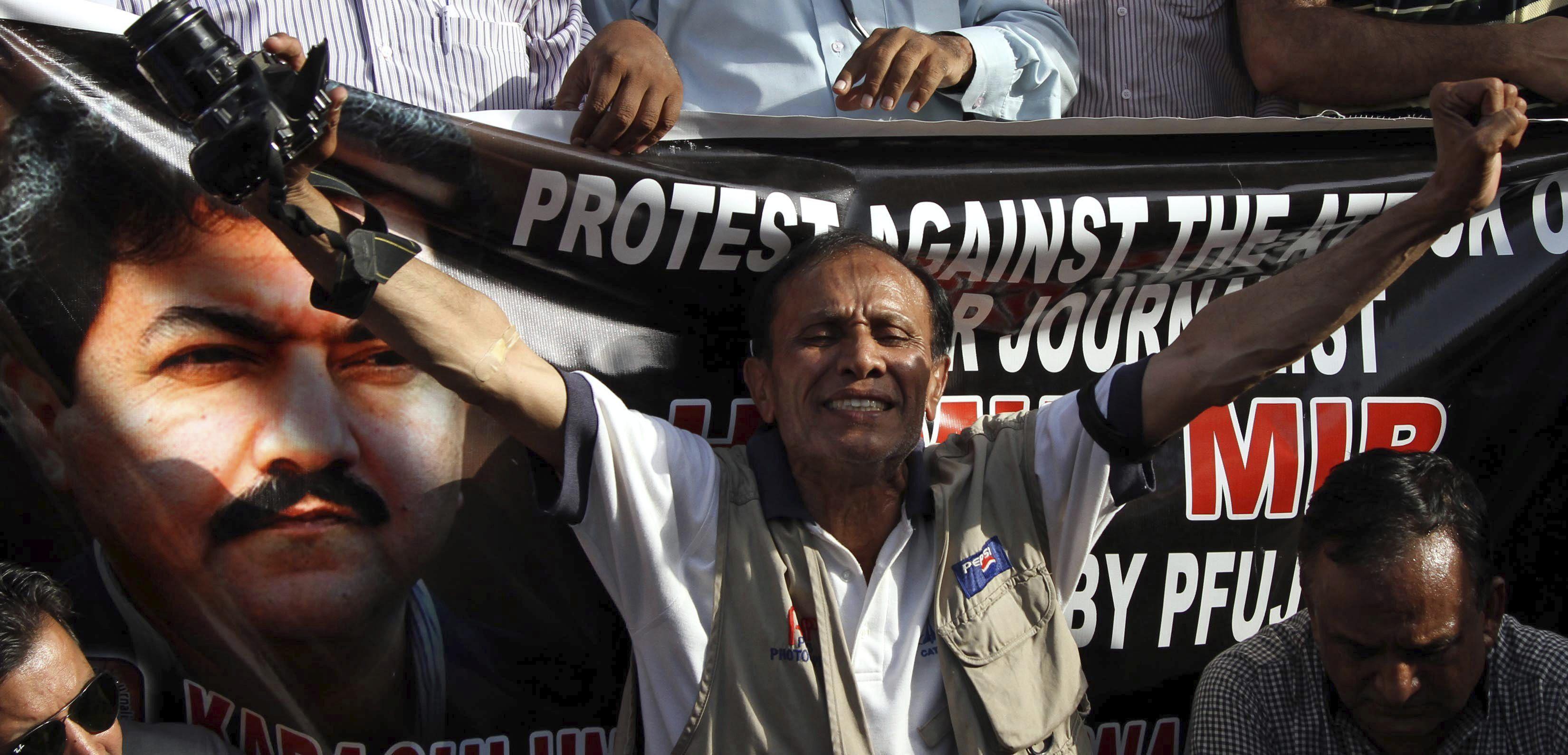 Liberados dos miembros paquistaníes de UNICEF secuestrados en Karachi
