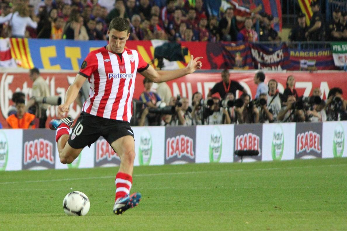 De Marcos: «El Sevilla lleva una racha de equipo grande»