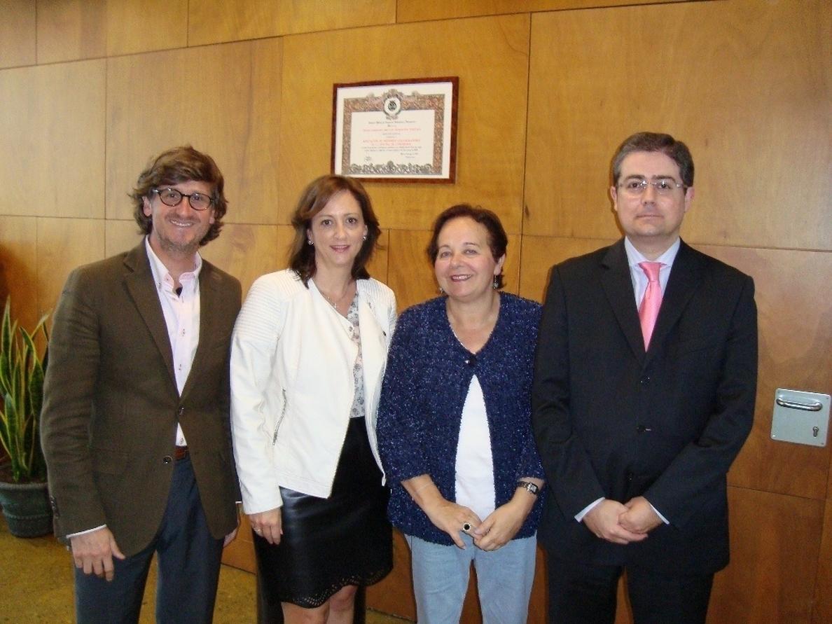 María José Nicolás afirma que «la crisis no está afectando al interés por celebrar congresos y reuniones en España»