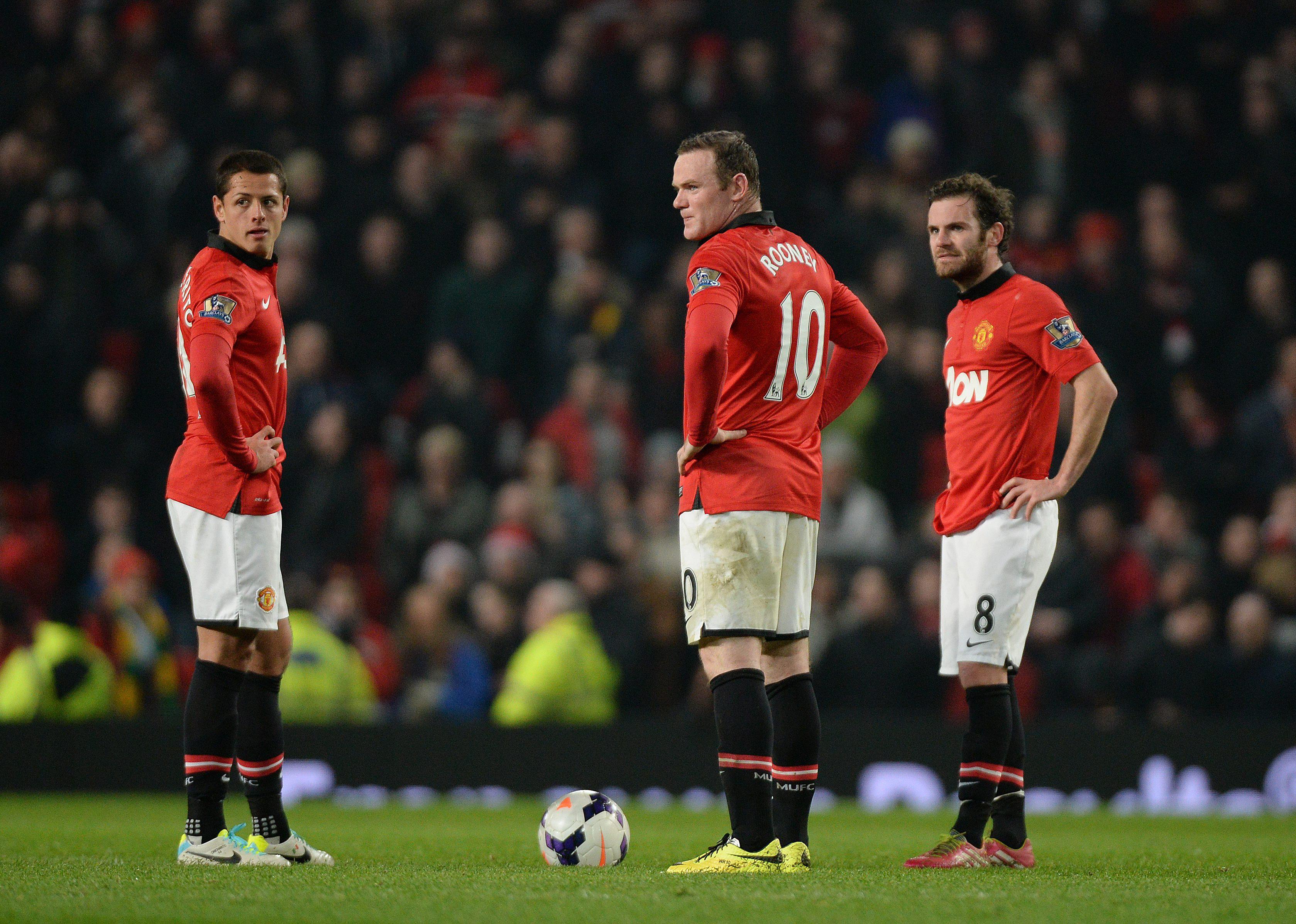 El Manchester United  se queda fuera de la Champions 19 años después