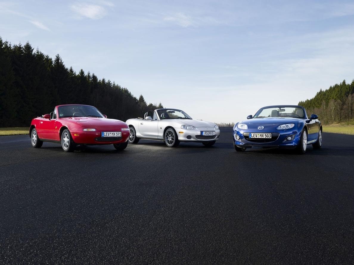 Mazda aumenta un 26,3% sus ventas en Europa hasta marzo