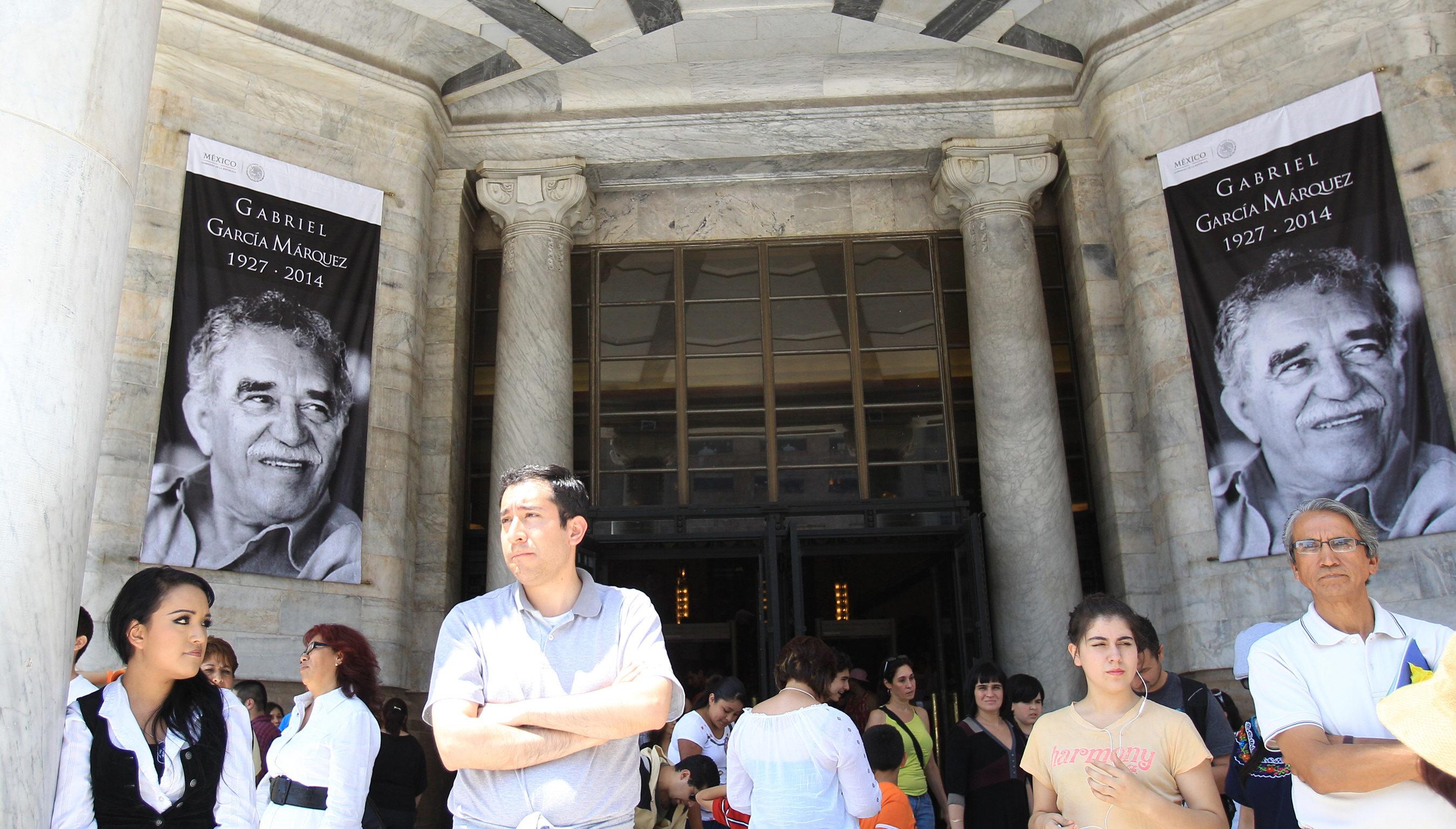 México y Colombia despiden a García Márquez con varios actos de homenaje