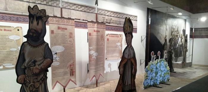El Museo de Huesca explica la historia de Aragón con la exposición didáctica »Menuda campana»