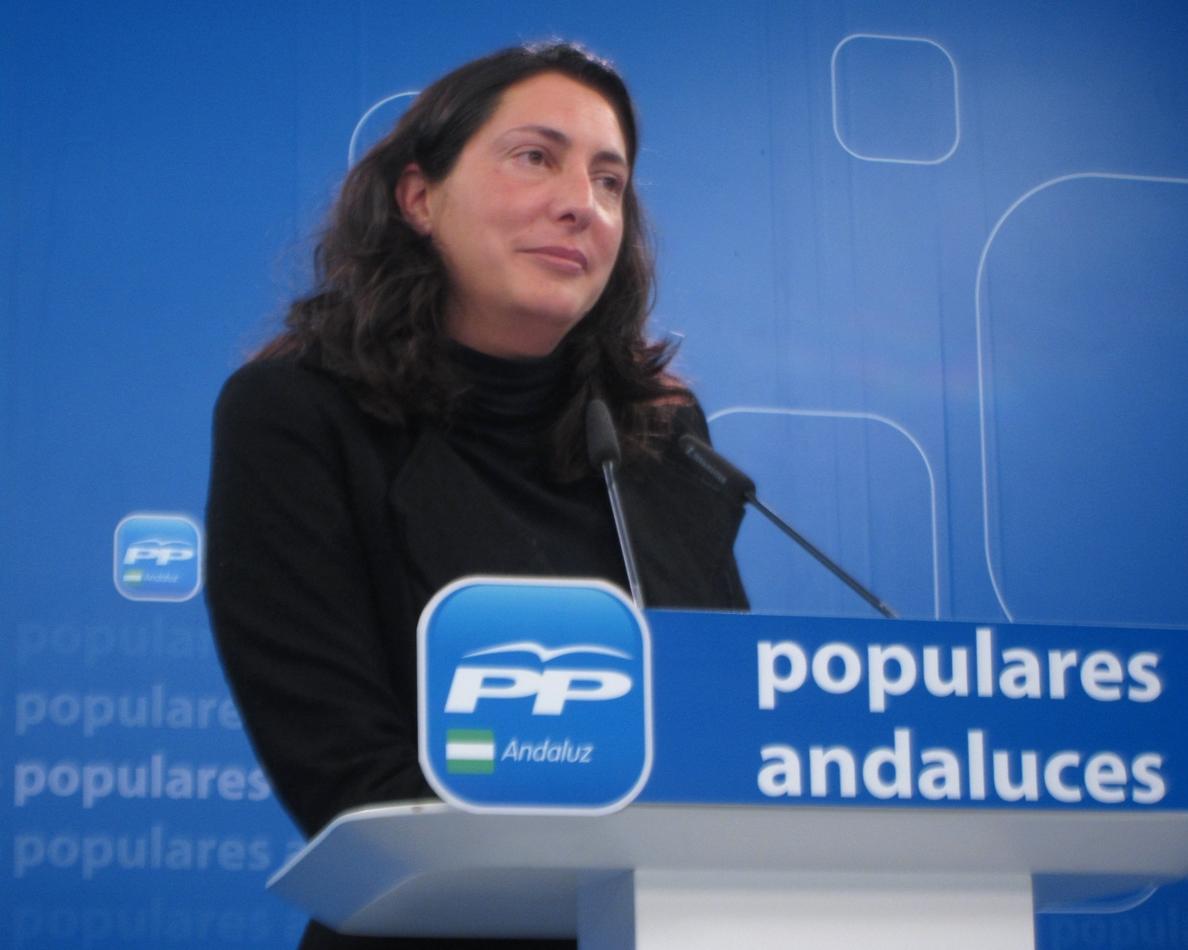 PP-A ve a Díaz con «miedo a actuar» sobre fondos de formación y exige a IU apoyo para que comparezca en el Parlamento