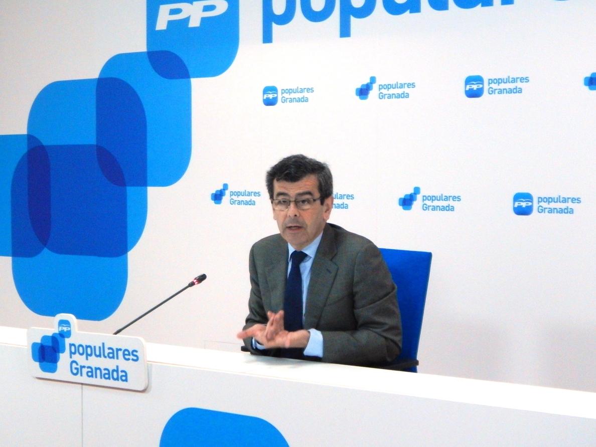 PP-A reclama una «actuación contundente» a la Junta para evitar los elevados alquileres de sedes judiciales