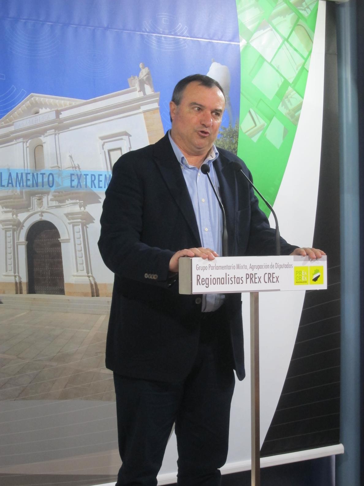 PREx-CREx insta al Gobierno nacional y al regional a llevar a cabo un plan de industrialización para Extremadura