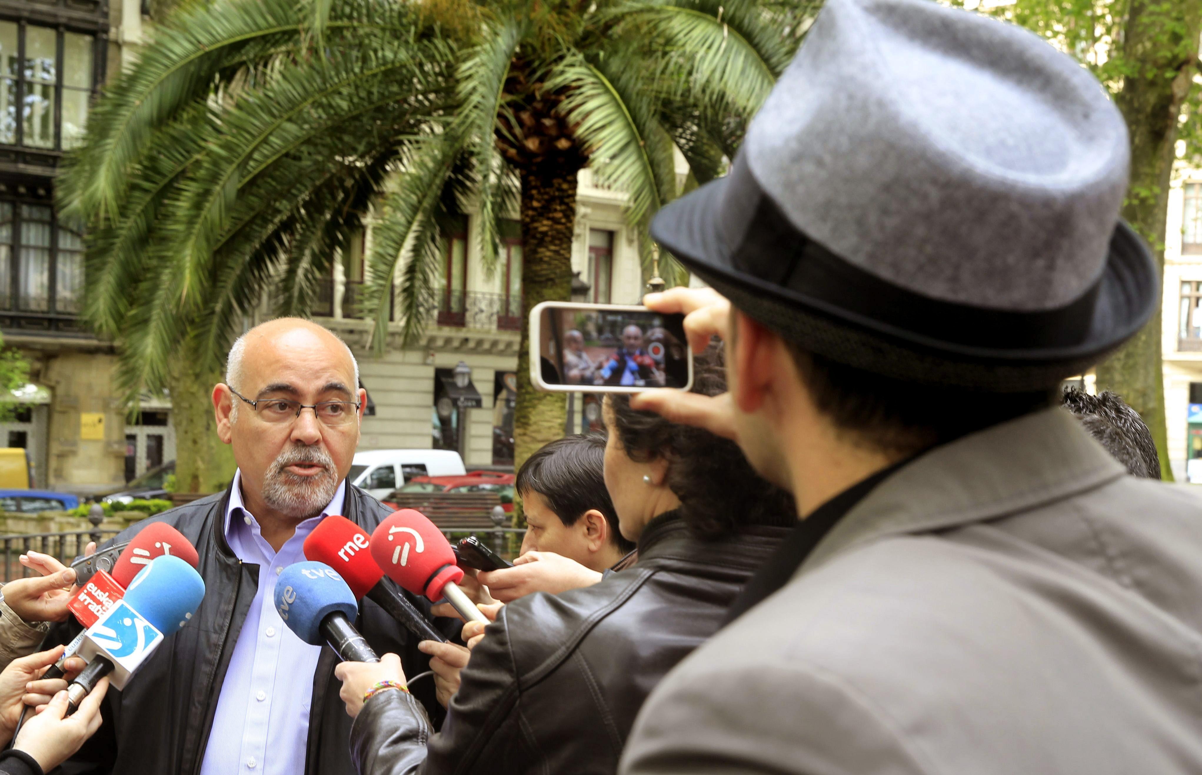 El PSOE rechaza el nuevo «estatus político» que el PNV plantea para Euskadi