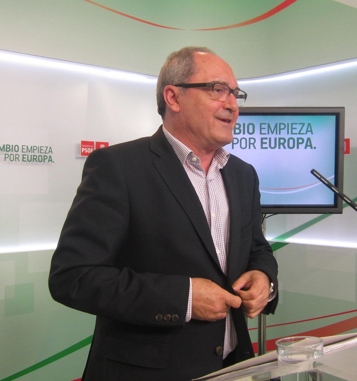 El PSOE-A no apoyará una comisión de investigación sobre los fondos de formación y defiende actuación de la Junta