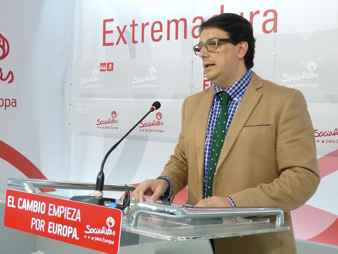 El PSOE alerta de que el Gobierno extremeño «quiere acabar» con la ley de plazos en atención sanitaria especializada