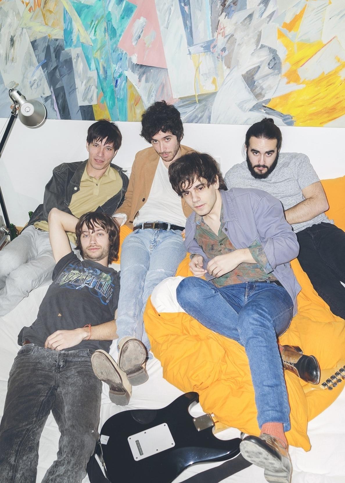 Polock arranca su gira »Rising Up» en Barcelona y llegará el 23 de mayo a Valencia
