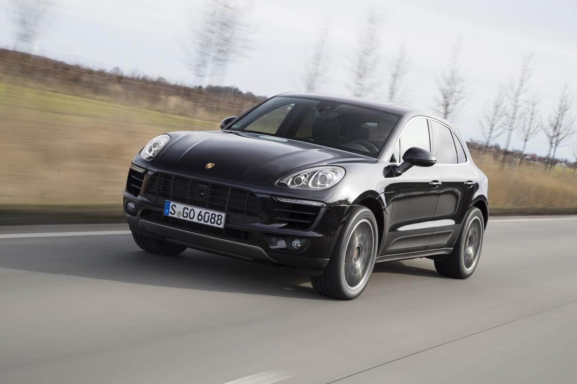 Porsche homologa neumáticos de Continental para el nuevo Macan