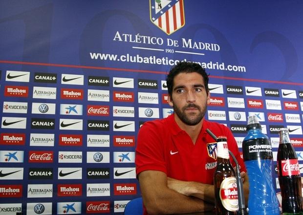 Raúl García: «Somos un equipo con ambición y que quiere ganar»