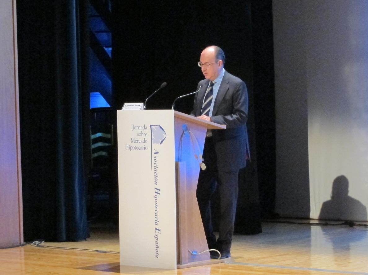 La banca confirmará a Roldán como sucesor de Martín al frente de la AEB