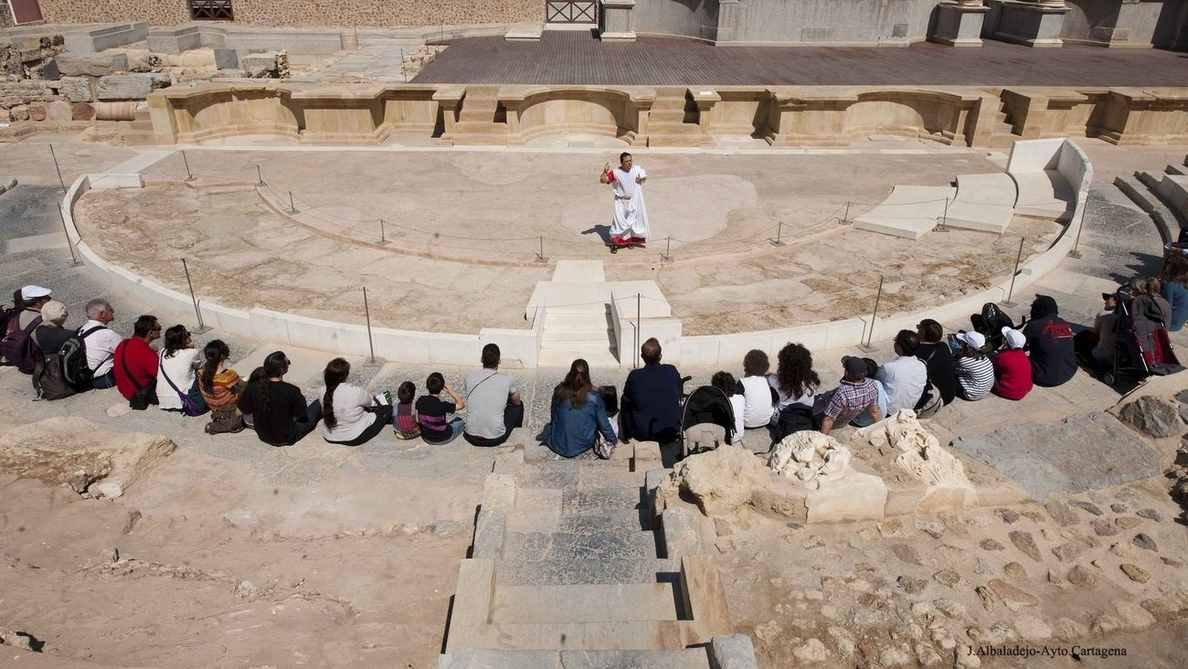 S.Las visitas en Semana Santa a los museos de Cartagena crecieron un 18%