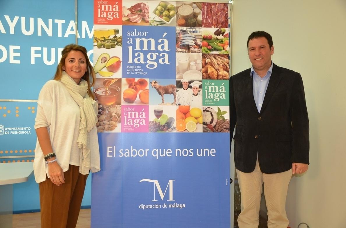 Sabor a Málaga dará a conocer productos de la provincia en la Feria Internacional de los Pueblos de Fuengirola