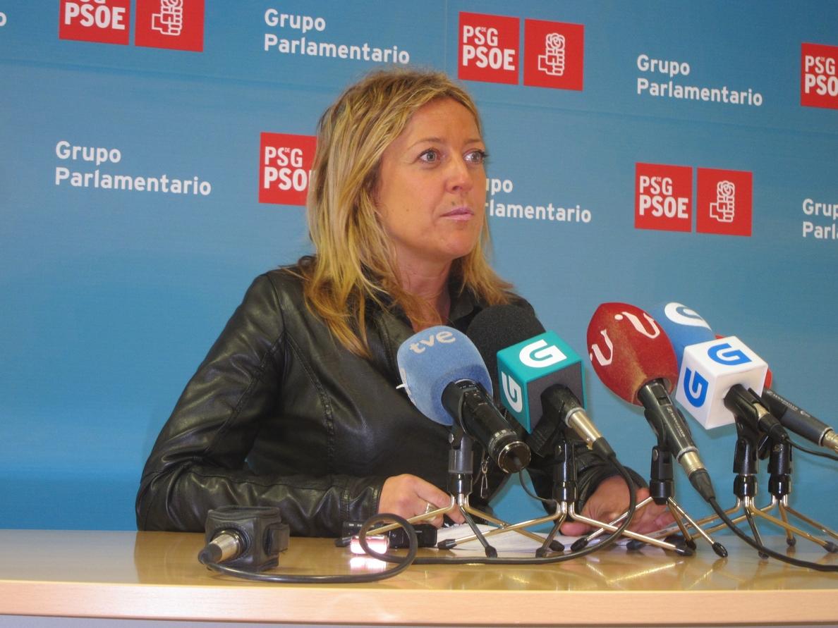 Sestayo (PSdeG) ve a Paula Prado «un referente magnífico» de la política «hipócrita y de doble moral» del PP