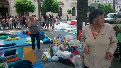 El alcalde de Sevilla afirma que «ninguna» persona de la Corrala ha acudido al Ayuntamiento para revisar su evaluación