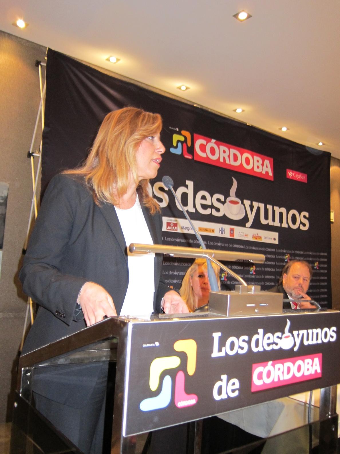 Susana Díaz apuesta por una recuperación «sólida y duradera» cuyos beneficios lleguen cuanto antes a los ciudadanos