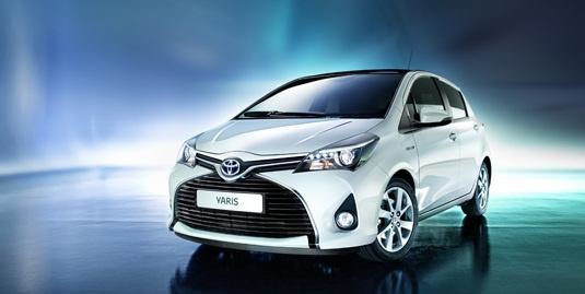 Toyota renovará el Yaris a finales de año