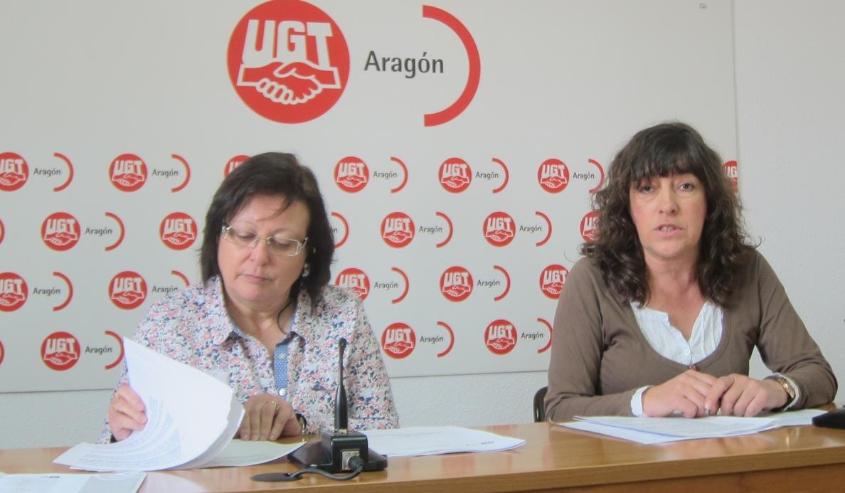 UGT-Aragón estima que un 50% de los perceptores del IAI podrían dejar de recibirlo con la reforma
