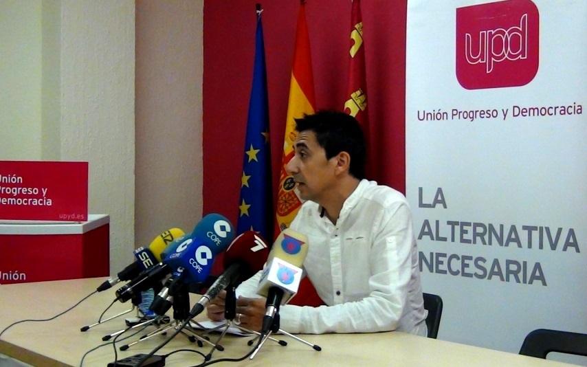 UPyD cree que cambiando el Bando de la Huerta de martes al lunes de Pascua «se podría ofertar producto más interesante»