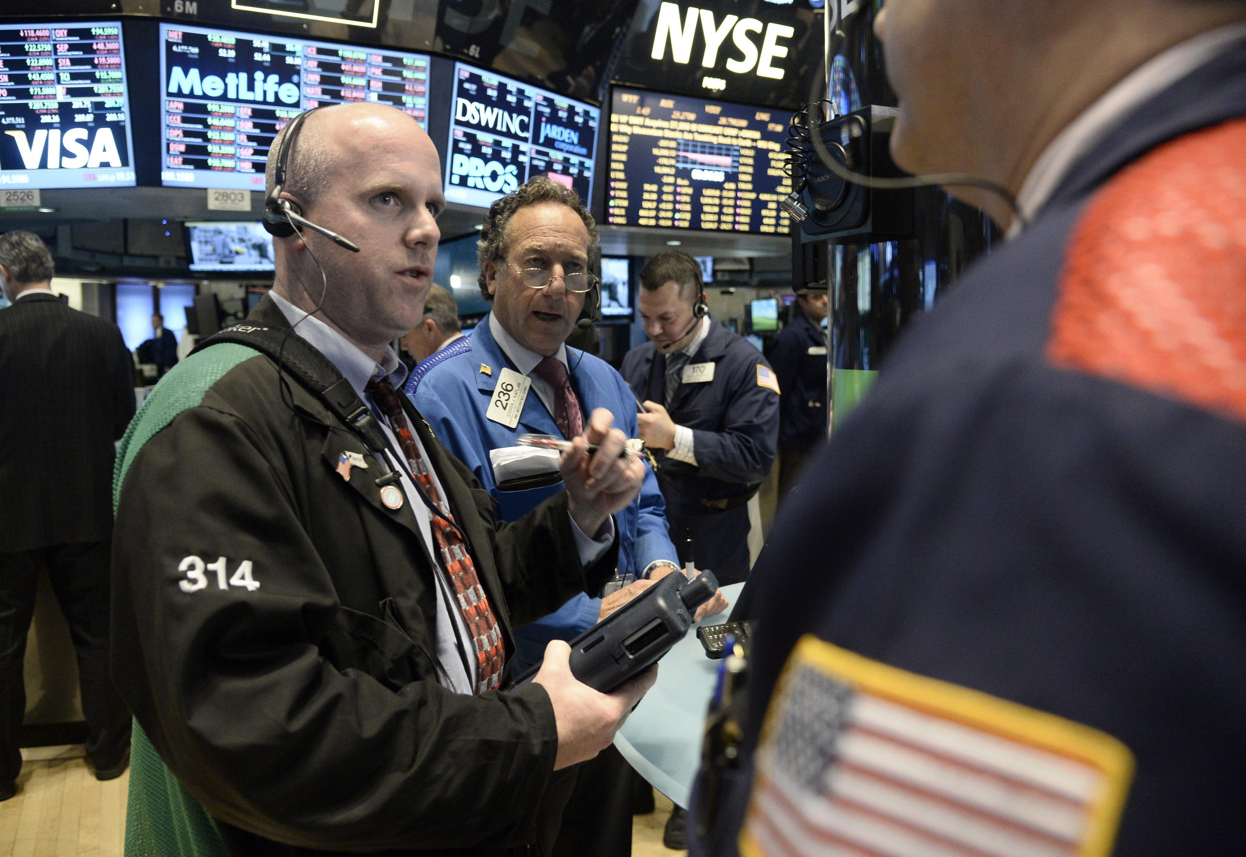Wall Street abre al alza y el Dow Jones sube un 0,17 por ciento
