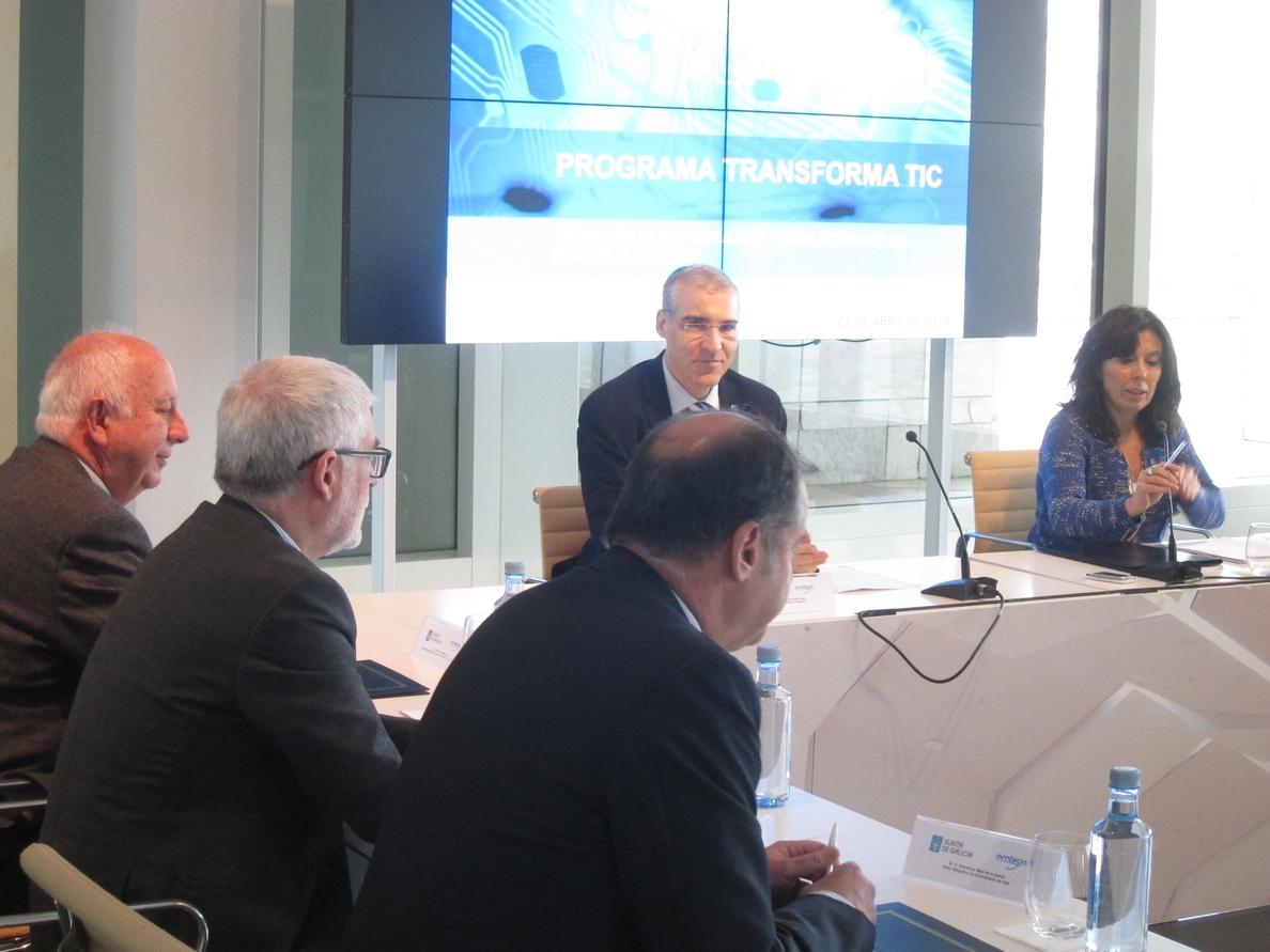 La Xunta se alía con universidades y clúster TIC para impulsar el crecimiento del sector y el emprendimiento digital