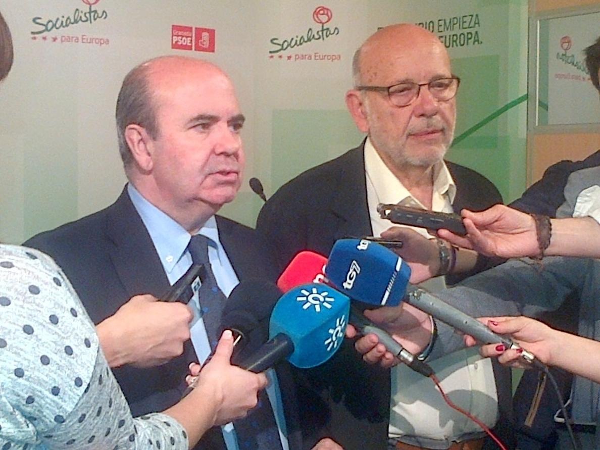 Ruiz-Mateos llamaba a Zarrías «el virrey de Andalucía»