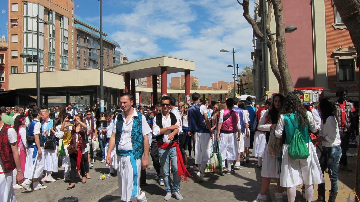 Más de 475 personas garantizarán la seguridad de murcianos y visitantes en el Día de Bando de la Huerta