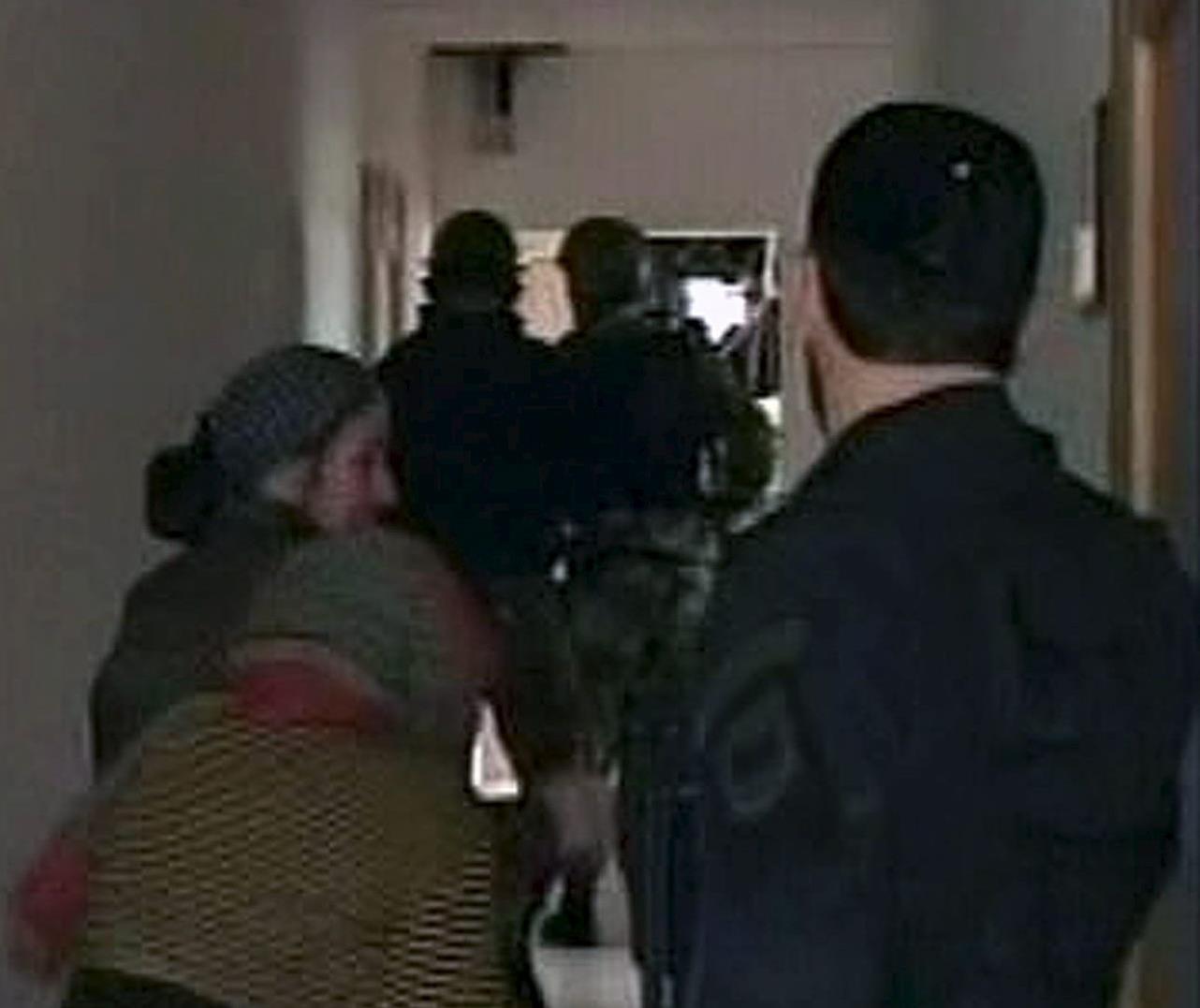 Un hombre armado toma 10 rehenes en un banco en el sur de Rusia
