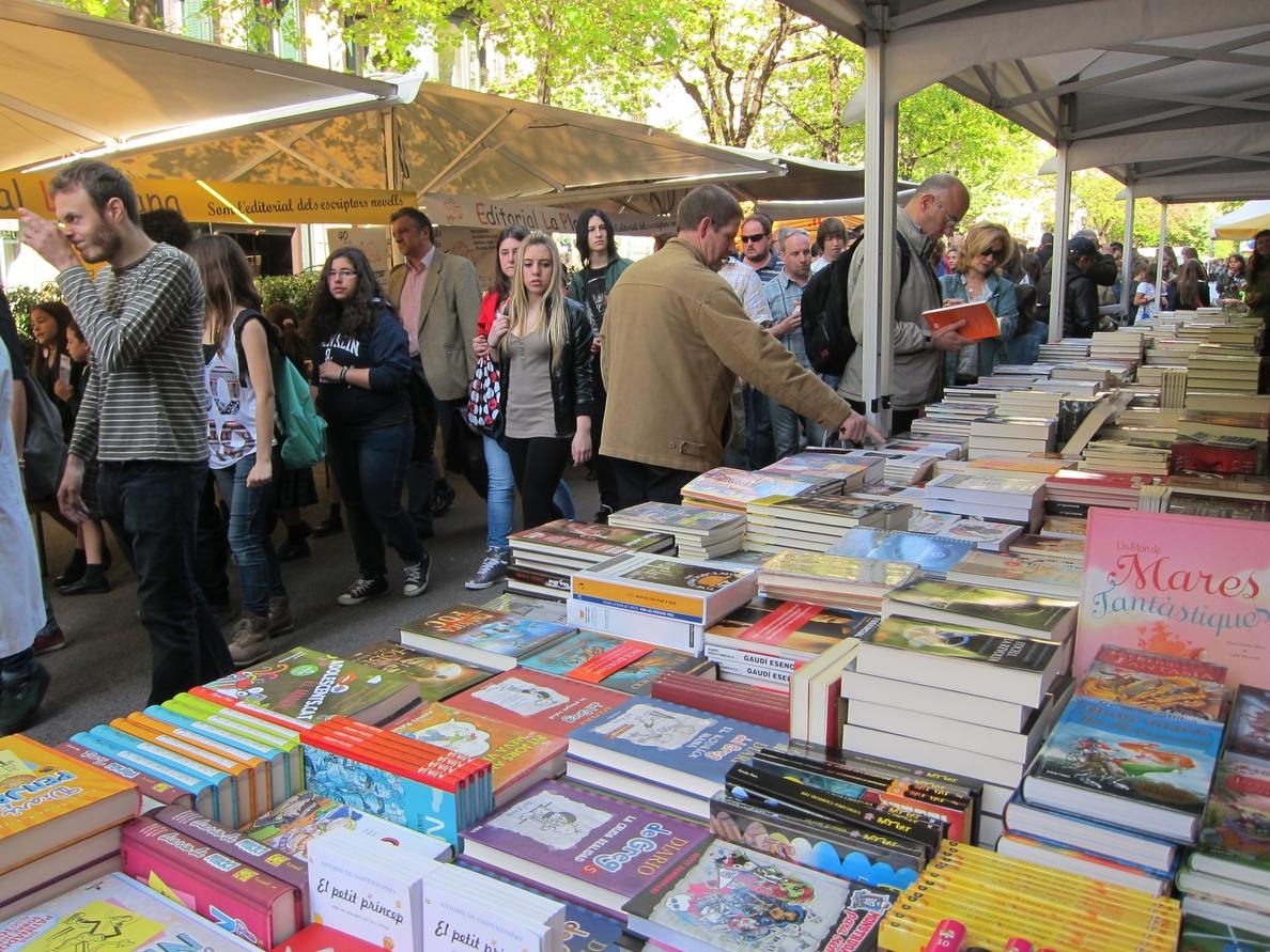 Los libreros prevén facturar 18,4 millones y vender 1,4 millones de libros